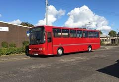 Swift Coaches K984 JNV (West Scotland Transport) Tags: barrhead jnv k984 k984jnv bridgeton trust vehicle vintage glasgow gvvt bus decker single coaches swift swiftcoaches ulsterbus tiger leyland leylandtiger endeavour wrightendeavour wright wrightbus