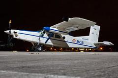 French Army Pilatus PC6 Turbo Porter (Steve Matterface) Tags: pilatus armeedeterre paradrop nightshoot pc6 frencharmy alat northolt