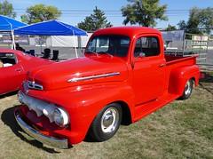 1951 Ford F-1 (bballchico) Tags: 1951 ford f1 pickuptruck johndecaro goodguys goodguysspokane carshow 50s