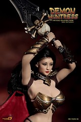 PHICEN PL2016-100 Demond Huntress EXPO Ver - 07 (Lord Dragon ) Tags: 16scale 12inscale onesixthscale actionfigure doll hot toys phicen seamless femalebody