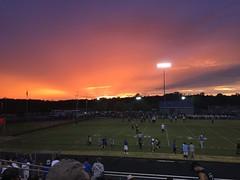 IMG_3108 (danmat28033) Tags: lincolncounty northcarolina sunrise sunset football