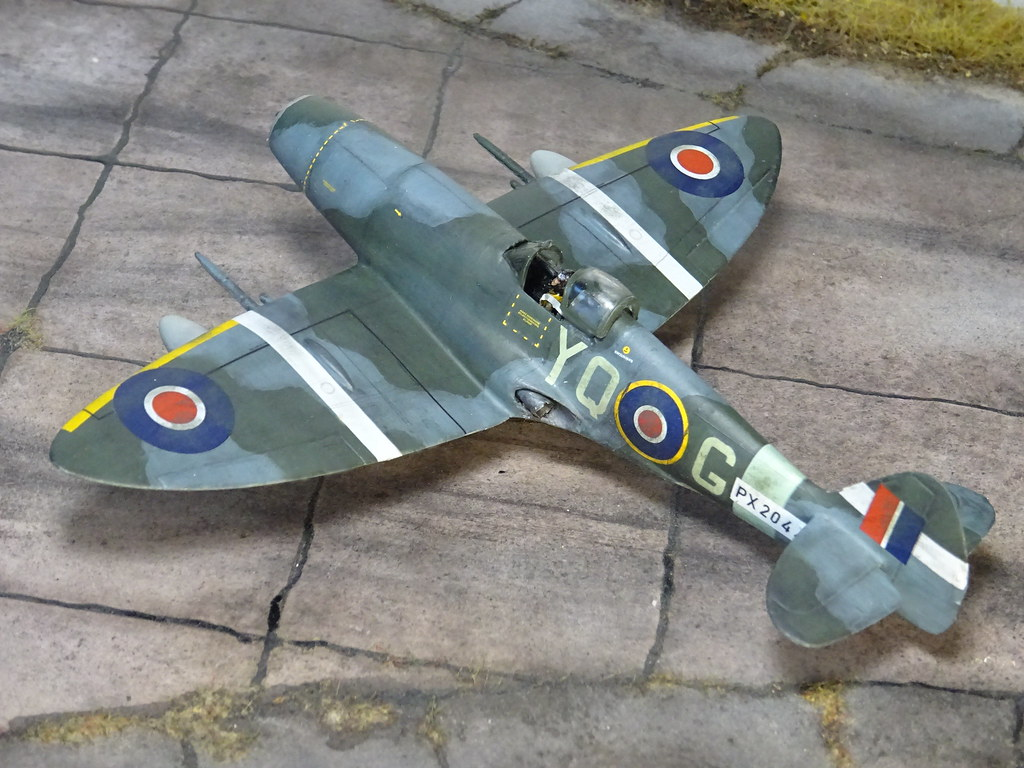 supermarine spitfire jetfire - photo #7