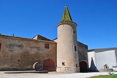Les chais. (Claudia Sc.) Tags: provence chteaubas france chai tour architecture