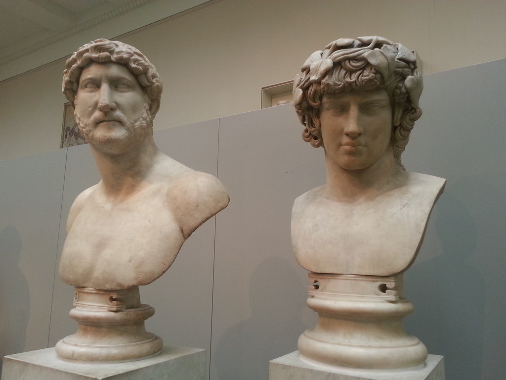 Hadrian and antinous homosexual advance