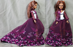 clawdeenC02 (Dirili Art) Tags: custom ooak doll repaint clawdeen mh monsterhigh