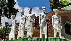 Ethnic people of Rangamati (sajan-164) Tags: ethnic people rangamati museum chittagong bangladesh sajan164