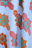 Introducing Baker Street! (Sassafras Lane Designs) Tags: baker street sassafras lane designs orange pink modern quilt pattern patchwork quilting block