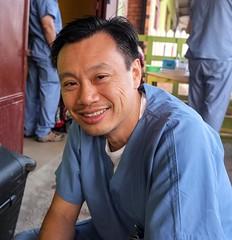 DSCF8436-Edit copy (KyddMiller) Tags: cambodia kids dentist people