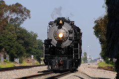 ATSF 3751 (Trent Bell) Tags: california train socal locomotive claremont steamengine steamlocomotive atsf 2013 3751