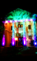 Pattern Projection - Architectural Lighting - 5 Elements