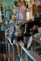 More Again (Withered Perception) Tags: pictures old 2 two 6 tower glass strange kids stairs toys cow bottle crazy war colorado rocks cows chairs bottles head snake antique tricycle statues plate collection genoa collections stuff heads lanterns jar trike plates antiques states lantern six snakes jars memorabilia headed barnum insulator flickrandroidapp:filter=none insolarors tagstagswonder