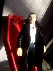 Mini Count Dracula with Red Coffin 9235 (Brechtbug) Tags: from new york city fiction shadow red dusty film halloween monster night comics movie toy toys book scary king comic silent with action vampire nosferatu burger bram evil mini dracula crime rats figure mysterious horror terror undead monsters pulp universal fangs coffin creature transylvania villain figures vampires stoker fang plague vampyre serial count fright lurking supernatural 2013