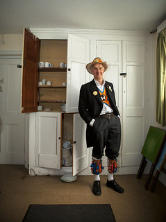 MORRIS MAN PORTRAIT