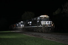 Ponies In The Darkness (Gary271) Tags: ns can il oil bnsf steward