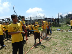 """Olympian Archers • <a style=""""font-size:0.8em;"""" href=""""http://www.flickr.com/photos/76929546@N08/8712421519/"""" target=""""_blank"""">View on Flickr</a>"""