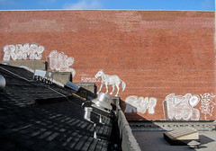 love this wall.... (petalum) Tags: 2003 horse classic graffiti archives kr rem uws reminisce tmf thr mdc mih