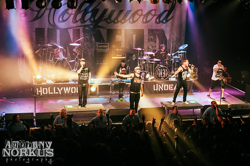 Hollywood Undead @ The Orbit Room (Grand Rapids, MI) - 5.15.13