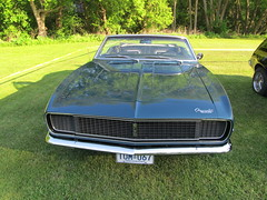 1967 chevy camaro. (reidbrand) Tags: c may 1967 24quot quotwhitby
