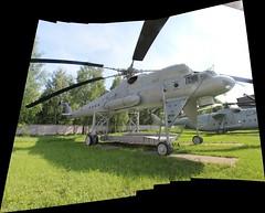 "Mil Mi-10, NATO ""Harke"" (Clemens Vasters) Tags: russia sovietunion mil airforcemuseum harke sssr monino wws mi10 мо́нино"