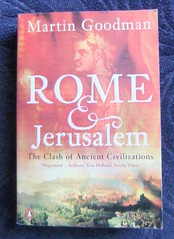 Rome and Jerusalem: The Clash of Ancient Civilisations (t1.25) (Gwydion M. Williams) Tags: rome jerusalem books british civilisation bookcovers ancientcivilisations