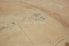Abu Garah (APAAME) Tags: farm flight2 flying2006 roman digitalcamera aerialarchaeology aerialphotography middleeast airphoto archaeology ancienthistory