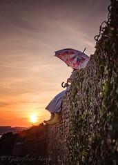 Sunset Dreamer (Gutterflower Images) Tags: girls sunset enchanted canon6d gutterflowerimages