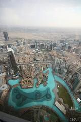 Burj Khalifa (Garfield4989) Tags: dubai uae burj khalifa view fountain