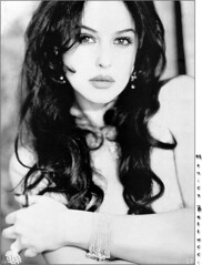 Monica Bellucci (BEAUTIES & THE BEASTS) Tags: bellucci monica mostbeautiful