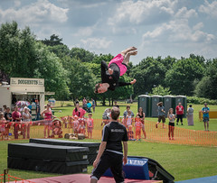 Gymnastic Display # 2 (Rob Jennings2) Tags: bracknell bracknellshow gymnastics gymnast