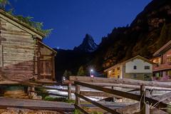IMG_20160824_C700D_065HDR.jpg (Samoht2014) Tags: landschaft matterhorn nacht schweiz wallis wasser zermatt