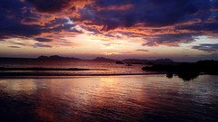 Samil. (Aviarios Elyon) Tags: galicia vigo espaa spain pontevedra nikond40 samil landscape paisajes beach playa