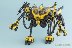 tkm-STILTwalker-04 (tankm) Tags: lego moc stilt walker mech