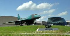 Strategic Air Command Museum, Ashland Nebraska (Funkomaticphototron) Tags: coryfunk airplane aircraft ashland omaha ne nebraska airforce military museum strategicaircommand sac b1b lancer bomber carterera