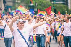 Apple Pride, SF Pride 2015 (Thomas Hawk) Tags: america apple applecomputer applepride bayarea california lgbt lgbtq marketst marketstreet pride pride2015 prideparade2015 prideweekend sf sfpride sfpride2015 sanfrancisco usa unitedstates unitedstatesofamerica parade