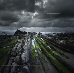 Barrika Beach (Barrica) Spain Basque Country (www.antoniogaudenciophoto.com) Tags: barrika beach barrica spain basque country antonio gaudencio seascape espagne plage
