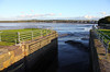 Northern England #0098 Widnes 140911 St Helens Canal Lock (Steveox55) Tags: canal lock merseyside widnes spikeisland