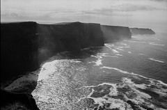 irland cliffs of mohere