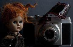 Photo - Shooting DSCF4893 (hansmersch) Tags: pppchen doll agfa fujis5pro nikkor1685