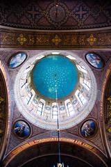 dome (LiterallyPhotography) Tags: kirche church helsinki kathedrale symmetrie kuppel