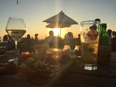Summer sunset on the Noordwijk beach (Netherlands 2016) (paularps) Tags: arps paularps netherlands noordwijk amsterdam summer zomer europa europe nature culture travel reizen 2016