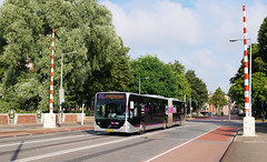 Qbuzz 3050 - Groningen (rvdbreevaart) Tags: qbuzz qlink groningen herebrug mercedes mercedesbenz citaro bus stadsvervoer stadsbus openbaarvervoer