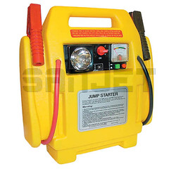 SANJET Portable Multi-function 12V Jump Starter and Power Supply with Build-in Work Light (SANJET MACHINERY) Tags: sanjet portable jumpstarter powerpack worklight buildin powersupply 12v 3in1 multifunction