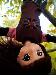 Monkey on the tree ! (Brani's fashion dolls) Tags: livdolls ori doll midori princess animedolls