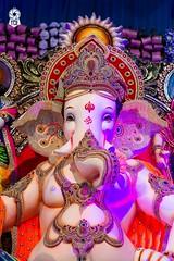 Ganesh Chaturthi @ 2016 (The.Creativity.Engine) Tags: ganesh ganesha ganpati vignaharta bappa morya idol faith hinduism religion statue art celebration festival mumbai matunga sion india maharashtra