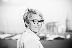 IMG_0044 (MartinVlcek) Tags: women glasses beach shorthair caorle
