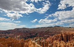 J77A8455 -- Clouds over Bryce Canyon, in Utah, USA (Nils Axel Braathen) Tags: brycecanyon nature usa utah