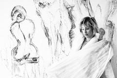 Nesryne (aminefassi) Tags:   chrislovinger artist artistic art atelier fashionportrait