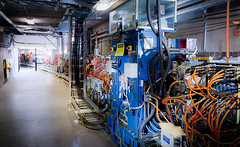 Inside the SPEAR3 Accelerator at SSRL (SLAC National Accelerator Laboratory) Tags: departmentofenergy slac slacnationalacceleratorlaboratory spear3 ssrl stanforduniversity accelerator laboratory physics science storagering synchrotron xray