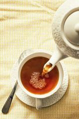 Tea Time (A Little R&R) (flashfix) Tags: october132016 2016 2016inphotos nikond7000 nikon ottawa ontario canada 40mm tea beverage comfort foodphotography utensil stilllife earlgreytea teacup teapot 3