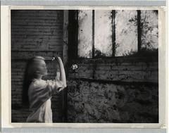 L. (denzzz) Tags: portrait polaroid polaroid672 blackwhite blackandwhite ghost experiment analogphotography instantfilm snapitseeit hylasmag filmphotography mamiyauniversal urbex abandoned beautifuldecay derelict expired skancheli